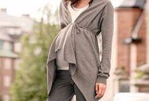 lll Pregnant Fashion lll / by Akane .
