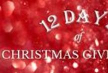 12 Days of Christmas Giveaways / Dec 1st through the 12th, we're giving away a prize a day, well, make that 2 prizes per day... The lucky winner gets 2 of the same item (one to keep, if they wish, and another to give as a gift). It is the season for giving, and we're feeling especially generous! Go to Oneida.com/12-days-of-christmas to get entered!!