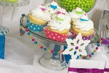 Christmas Candyland Party by Cupcake Wishes & Birthday Dreams