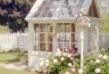 Shed Envy & Gate Desire / Garden Sheds and Green Houses