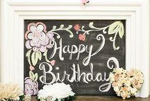 Birthday / Birthday Party