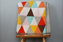 Quilts / Handmade quilts including modern and classic designs