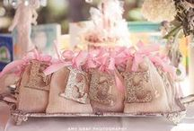 Glitter & Lace Bridal Shower Ideas