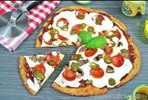 Low Carb Recipes / Living or wanting to live a low carb, paleo, keto life?  You might enjoy these recipes! (Yes.....pizza)