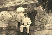 meiji / Old Japanese People #明治人 #坂の上の雲 #日露戦争