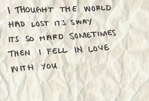 Quotes/Sayings/Cute Stuff / by Amanda Rice