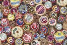 Buttons Threads Scissors