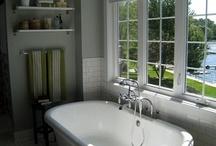 Powder Room/Bathroom / by Allyson Kirkpatrick