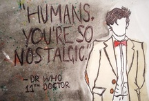 Doctor Who / by Grace Griffin