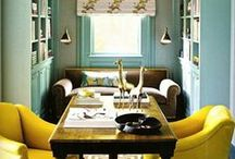 Interior Design / by Tiffany Webb