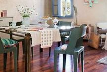 ...to eat [Dining room] / by Virlova Style Interiorismo