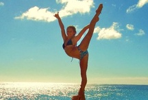 Cheerleading  / by Victoria Ouellette