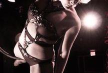 Break a Sweat: Pole and Aerial Performancewear / by Felicia Salzmann