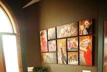 Picture Wall / by Andrea Gentry