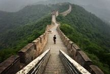 China / by Candy Buria