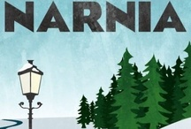 Narnia / by Grace A