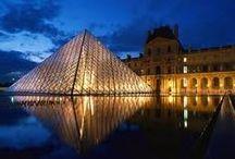 Paris / by Candy Buria