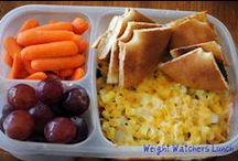 Lunches/Snacks/Drinks for the kids / by Julie Warnecke-Field