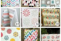 Cool quilts your grandma wouldn't do / Quilting!