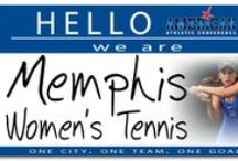 Memphis Women's Tennis / by Memphis Athletics