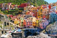Italy / by Candy Buria