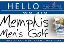 Memphis Men's Golf / by Memphis Athletics