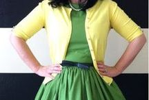 Lady Tribe Essentials / Lady Tribe members always make green & gold look good! / by William and Mary Alumni Association