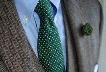 Tribe Men / We all know that Tribe men look best in green & gold! / by William and Mary Alumni Association