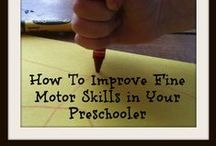 Special Needs: Motor Skills / by TheRealShanners