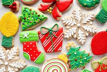 Christmas cookies | Noël biscuits