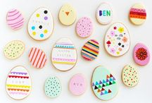 Easter cookies // Biscuits Pâques