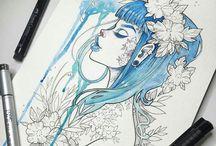 Desenhos / Ilustrações