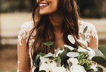 Bouquets / Beautiful wedding flowers to inspire brides-to-be