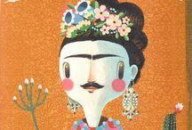 Frida / Frida Kahlo / by Heidi M