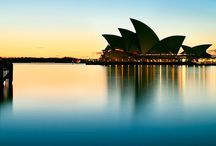 """Australia Dreaming / We are a """"blended"""" family -- Australian and American -- and have been fortunate to live in both countries. We are now based in America and always dream of where we will visit next when we go to Australia."""