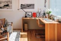 Workspace / by Simon Begg
