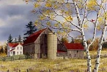 Barns and Country Homes / by Leda Palermo