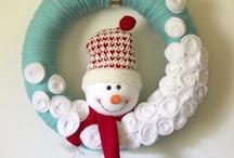 Natal e criatividade / by Siomara Rosa Furtado