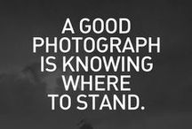 Photography Quotes / For any inspirational quote that is related to photography. / by Lensbaby - Creative Effect Camera Lenses