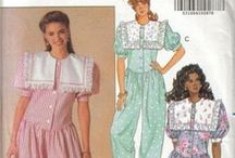Fashion of the 80s, what were we thinking? / by Merry