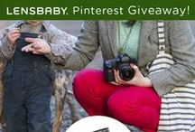 Contests and Giveaways! / by Lensbaby