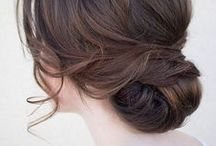 HAIRSTYLES FOR WEDDINGS / Different hairstyle ideas for weddings