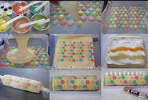 Cake Tutorial / tutorial per dolci ...