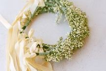 WREATHS / #wreaths #weddingdecor