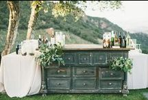 UNIQUE BARS / Not your typical bar at weddings #weddingideas #weddingdecor