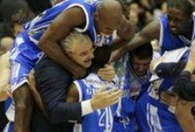 """Basket / """"Se sei stanco e non ti senti più le gambe continua a correre, e se ti senti morire corri ancora più forte"""" [LeBron James]. Tutti i nostri articoli sul basket sono su: http://www.bloglive.it/sport/basket"""