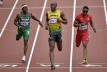 """Atletica / """"Un atleta non può correre con i soldi nelle tasche. Deve correre con la speranza nel cuore e i sogni nella testa""""  [Emil Zátopek]. Tutti i nostri articoli sull'atletica sono su: http://www.bloglive.it/sport/atletica"""