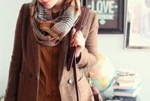 Style - Fall/Winter Wear / layers, scarves, sweaters - my favorite seasons of wear! / by J W