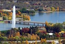 Canberra, Australia's Capital City / We lived for 5 years in the Australian Capital City. Most Aussies don't truly appreciate the city but we loved the combination of urban and rural, city and country.