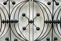 blacksmithing (gates, railings, doors, & sculpture) / Dylan Collins adlı kullanıcıdan